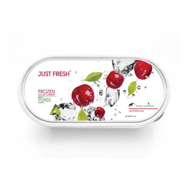 замороженное ягодное пюре