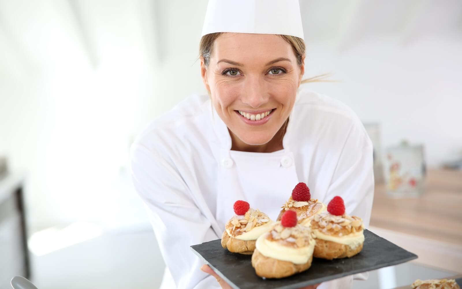 Специалист по тортам
